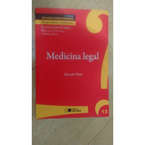 Livro Medicina Legal Fernando Capez