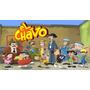 Big Painel De Festa Chaves - Turma Do Chaves - 2x1,50