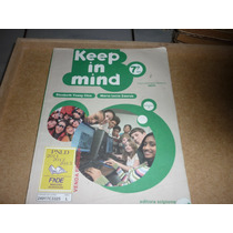Livro Keep In Mind 7 Ano - Editora Scipione