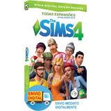 The Sims 4 - Completo 2018 - Pc - Português - Digital
