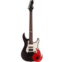 Esp Japan Elite St1 Fr Hss Trans Black . Guitarra . Loja !