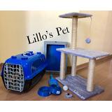 Arranhador De Gato + Kit Gato