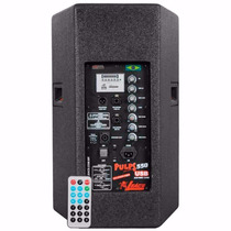Caixa Leacs Ativa Pulps550 Usb 200wrms;03528 Musical Sp