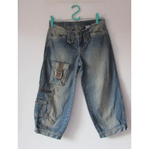 Calça Capri Jeans Disritmia