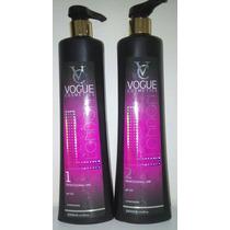 Escova Vogue Cosmetics Ação Reparadora D-panthenol