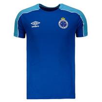 f644672dc2 Camisa Umbro Cruzeiro Treino 2019 Royal à venda em Presidente ...