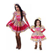 Busca Vestido Mãe E Filha Neoprene Com Os Melhores Preços Do