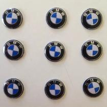 Emblema Chave 11mm Bmw Série 1 3 5 7 E36 E39 E46 E53 E83