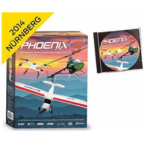 Simulador Phoenix Rc Versão 5.0.q Dvd Frete Gratis