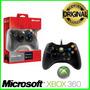 Controle Xbox360 Wireless Original Microsoft 100% Sem Fio