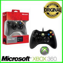 Controle Sem Fio Xbox 360 Original - Microsoft Original