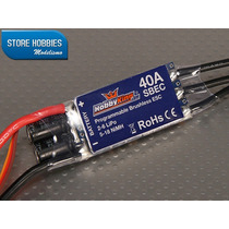 Speed Control (esc) Brushless 40a Hobbyking Blueseries