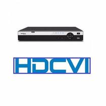 Dvr Hdcvi 16 Canais Intelbras 720p Gravador Digital Vd 3016