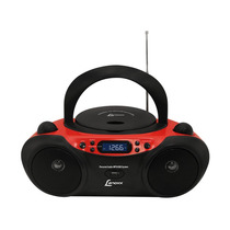 Radio Portatil Cd Player Radio Am Fm Mp3 Boombox Digital Usb
