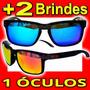Holbrook Óculos De Sol Polarizado + 2 Brindes Envio Rapido