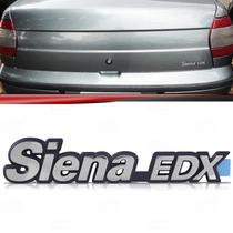 Emblema Tampa Porta Malas Fiat Siena Edx 96 97 98 99 2000