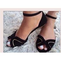 Sapatilha Sapatos Sandalias Feminino
