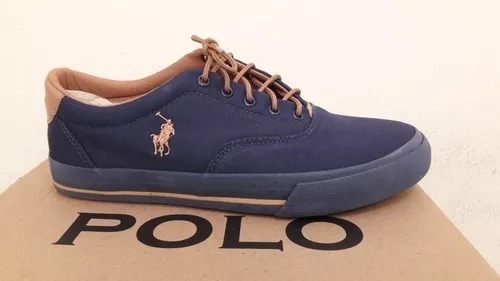 352fff06da Tênis Masculino Polo Ralph Lauren - 310   Marinho