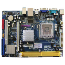 Kit Placa G 31vs-m + Dual Core E 2140 + Cooler + 1gb Ram