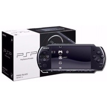 Game Sony Psp 3010 Playstation Portátil Novo Original Caixa