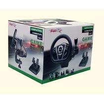 Volante Xbox One/ps3/pc Pro50 3 Em 1+ Euro Truck Simulator 2
