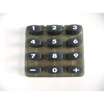 Botões Quadro Digitos / Numérico Teclado Yamaha Psr-550 /540
