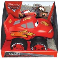 Carrinho Mc Queen Fofomóvel Carros Disney Pixar Cars