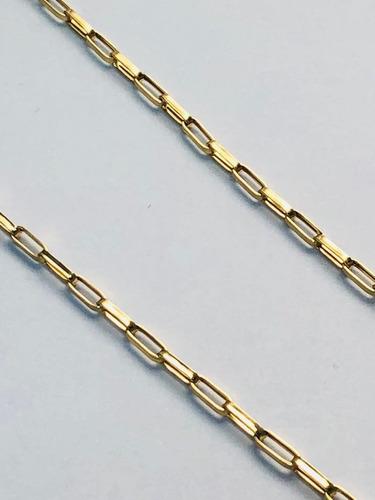 62b87f50903 Corrente Ouro 18k Masculina 60cm Cordão. Preço  R  869 Veja MercadoLibre
