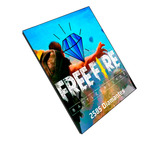 Cartão Garena Free Fire 2585 Diamantes (recarga Id)