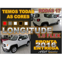 Jeep Renegade Longitude 1.8 Automatico Rodas 17 - 0km 16/16