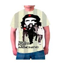 Camiseta De Rock - Rage Against The Machine Ref001