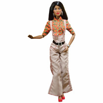 Boneca Prettie Girls Lena Negra Barbie Articulada