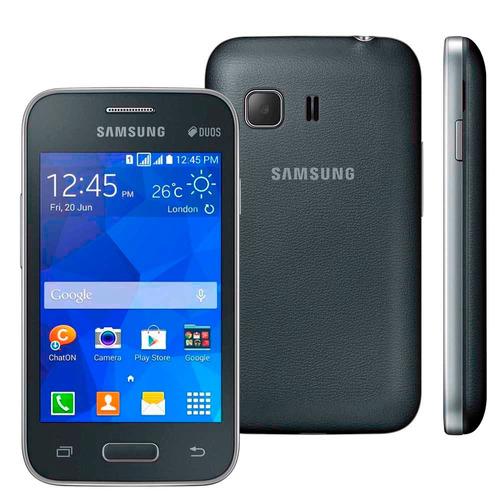 Celular Samsung Galaxy Young 2 Duos Tv G130 Cinza Seminovo