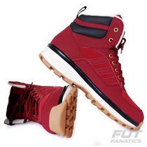 Bota Adidas Chasker Originals Vinho - Futfanatics