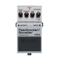 Pedal Para Guitarra Boss Fb-2 Efeito Feedbacker E Booster