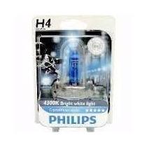 Lâmpada Luz Branca Brilh Philips Moto - Honda/yamaha 100/250