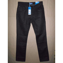 Calça Jeans Slim Adidas Tam. 40 Frete Gratis Pac