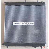 Radiador Citroen C3 2003 Em Diante