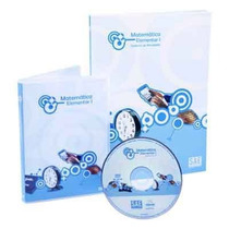 Curso Matemática Elementar 1 - Dvd Vídeoaulas +livro