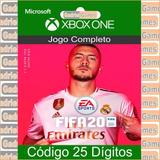 Fifa 20 Para Xbox One Em Código 25 Dígitos Oficial