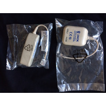 Micro Filtro Modem Telefone Adsl  1 Duplo, 1 Individual
