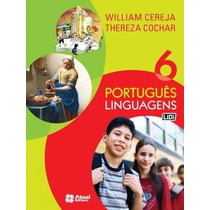 Português - Linguagens - 6º Ano - 8ª Ed. 2014 Sa