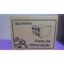 Fonte Goldentec 400 Watts Atx