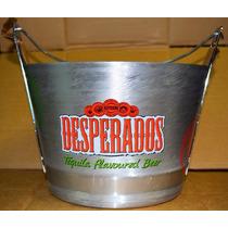 Balde Gelo Original Desperados Alumínio/alça/abridor