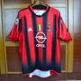 Camisa Milan 2005 - Kaká, Shevchenko, Maldini, Rui Costa
