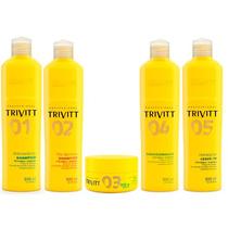 Trivitt Profissional Kit Manutenção Profissional 5 Itens
