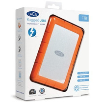 Hd Lacie Rugged Usb 3.0 Thunderbolt 1tb Mpn: 9000489