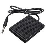 Pedal Sustain Mellody Teclado Tb200 Piano Bateria Eletronica