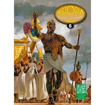 Livro História Sociedade Cidadania Edição Reformulada 6º Ano