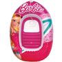 Bote Inflável Infantil Barbie Bóia Piscina Fun Toys